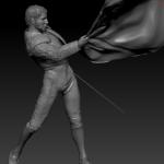 Matardor Model by Ben Evenson - Posed